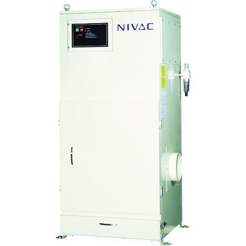 (運賃見積り)(直送品)NIVAC パルスジェット式集じん機 NJS-220PN 50HZ NJS-220PN-50HZ