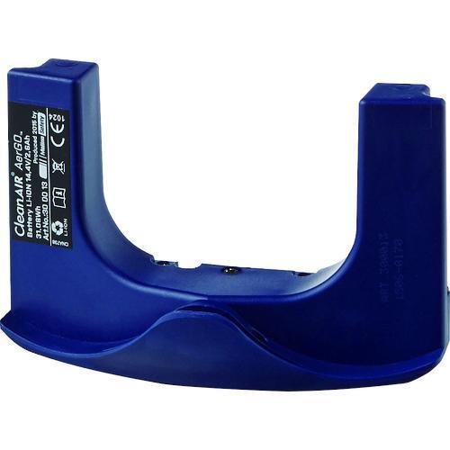 シゲマツ 電動ファン付呼吸用保護具 AGW1A40G用バッテリー BA-L4UM(20901) BA-L4UM