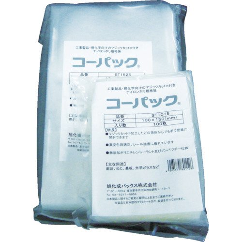 旭化成 コーパック STタイプ 300×450 (1袋(PK)=100枚入) (1袋(PK)=100枚入) (1袋(PK)=100枚入) ST3045 01c