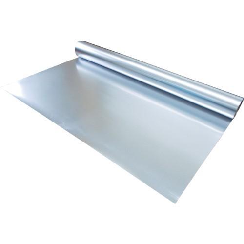 TRUSCO 樹脂コーティングアルミ箔反射シート 幅950mmX長さ10m TCAH-9510