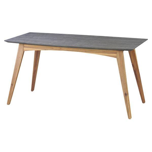 ダイニングテーブル 〔Nix〕ニックス 木製(天然木) 木製(天然木) 4人掛けサイズ 北欧 VET-402T