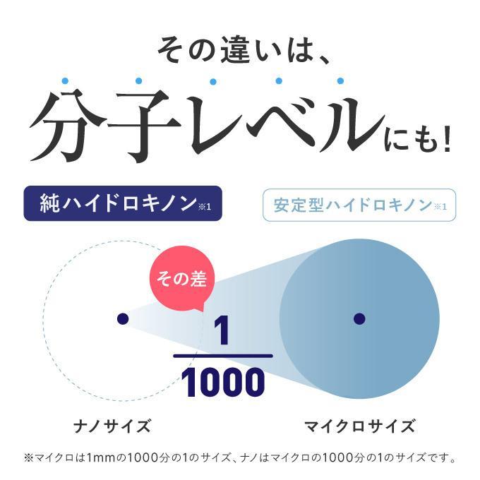 純 ハイドロキノン 4% 配合 クリーム プラスナノHQ|pluskirei|07