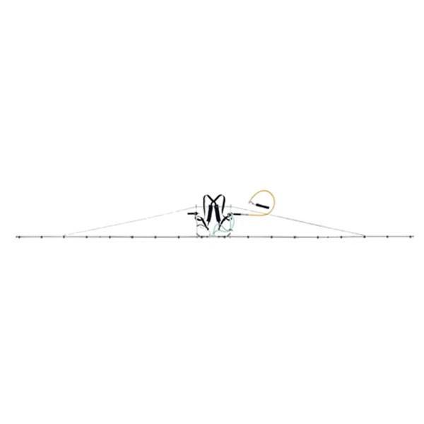 中持 ブーム G型 16頭口 ラウンド 25タイプ ( G3/8 ) (152153) ヤマホ 工業 防J【代引不可】