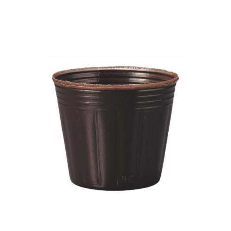 [20,000個] TOカラーポット 9cm 焦茶 丸型 ポリポット TOKAI ポット苗 育苗ポット 花 野菜 東海化成 タ種 [代引不可]