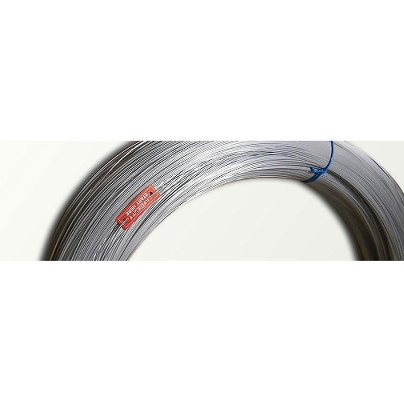 北海道配送不可 約4149m ファームワイヤー 亜鉛 メッキ 半鋼線 TCW910 #17 1.4mm 50kg タ種 代引不可