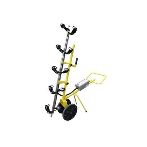 【大型配送】静電噴口(多頭型) e-ジェッター CUBE FSR-150 みのる産業 シBD