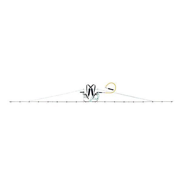 中持 ブーム G型 18頭口 新 広角 スズラン タイプ ( G3/8 ) (121754) ヤマホ 工業 防J 【送料無料】 【代引不可】