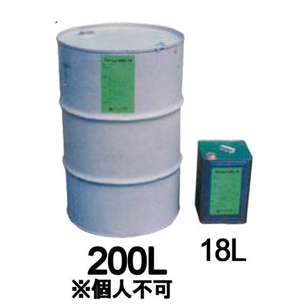 【個人宅不可】【北海道不可】フォームノックス #100 18L 缶 コンクリート 型枠剥離剤 油性 タイプ ノックス 共B 【送料無料】 【代引不可】