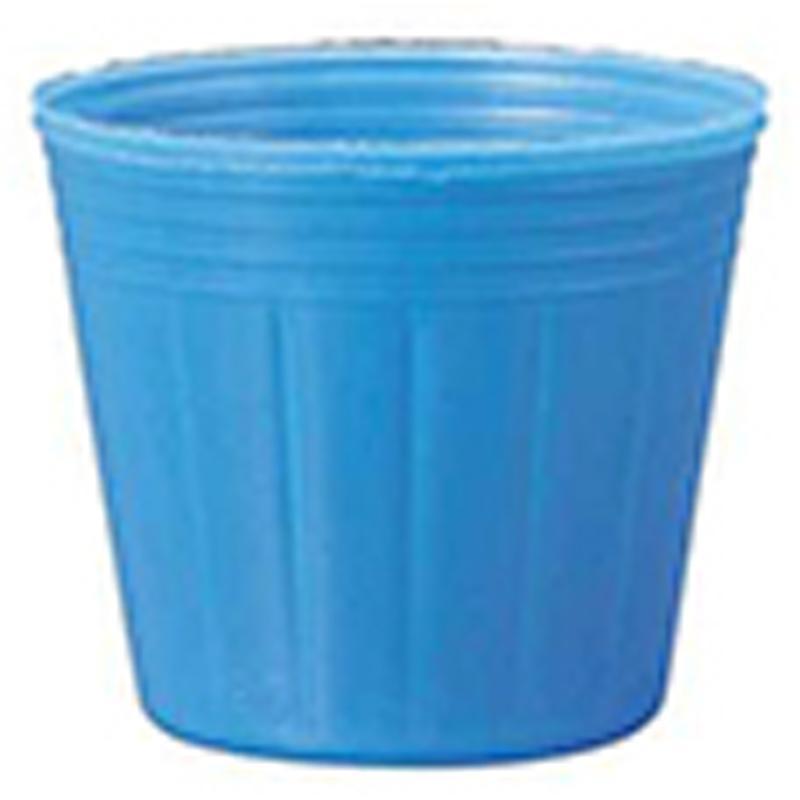 【20000個】 9cm 青 TO カラーポット ポリポット 東海化成 タ種 【送料無料】 【代引不可】