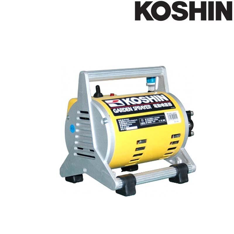 電動噴霧器 ガーデンスプレーヤー MS-252C 250W ノズル長さ 54cm (ショートノズル仕様 ) 重量9.5kg 工進 KOSHIN 消毒 除草 散布 シB 送料無料 代引不可