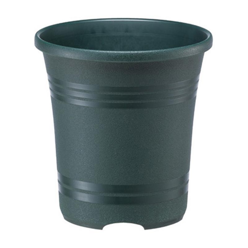 【20個】 ローズガーデンポット 36型 ダークグリーン ポット 鉢 薔薇用 通気性抜群 高級感 ヤマト タ種 【送料無料】【代引不可】 大和