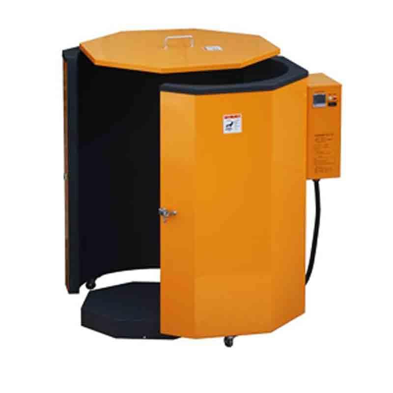 ドラム缶加熱電気ヒーター ドラムベースヒーター MDV-UN280N1 200V 工場用 PSEマークなし 屋内非危険場所仕様 マイセック 個人宅配送不可 代引不可