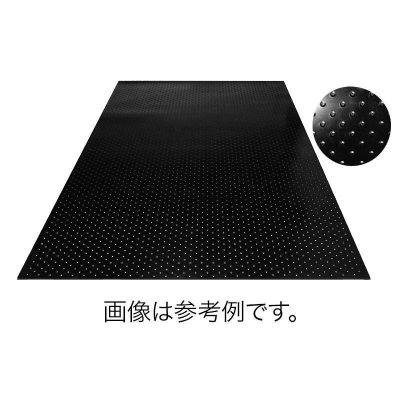 耐久性 防音性 防振性 弾力性 ストロングマット 厚さ 15 mm 幅 1 m 長さ 2 m 敷板 高耐久 ゴムマット 篠田ゴム 共B 代引不可