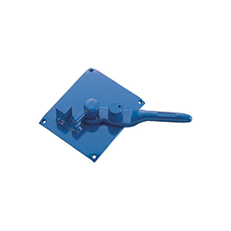 Mokuba モクバ 鉄筋工具 D-4 バーベンダー (小) 10〜13mmmm 鉄筋棒・鉄線材・異形鉄筋の曲げ作業に 三富D plusyskenchiku