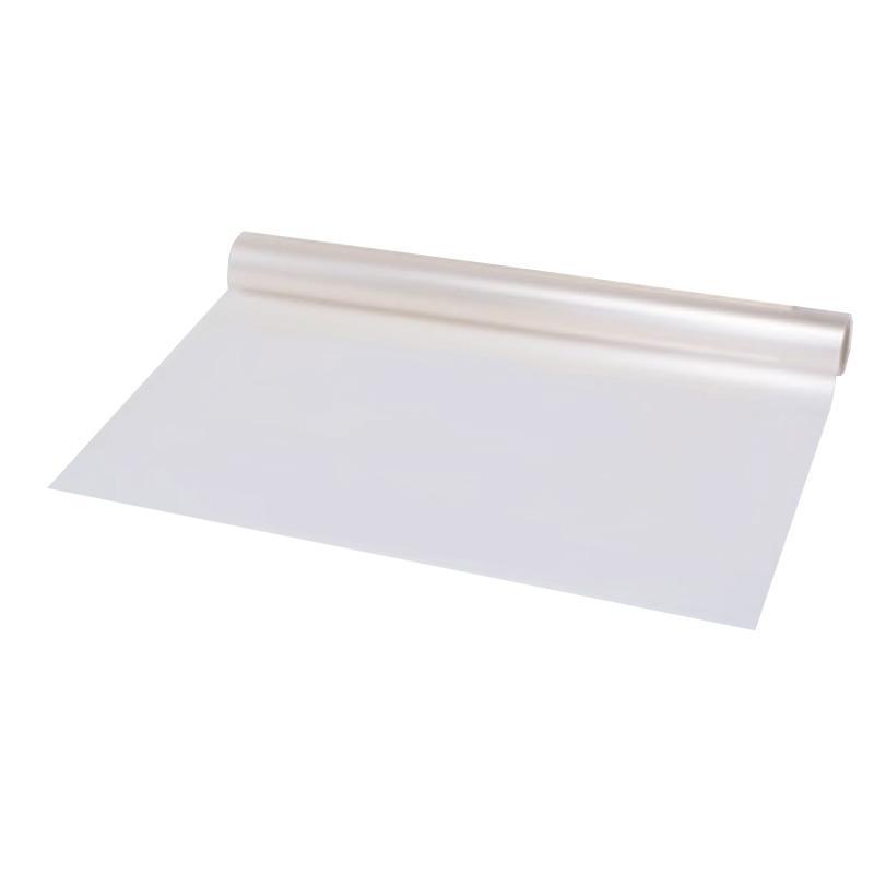 保護フィルム ビバクリアフィルム TPL50CGE 1350mm×30m 総厚112+-5 クリアグロス 床面 家具 建材 保護 美観維持 ラミネート T原 代引不可
