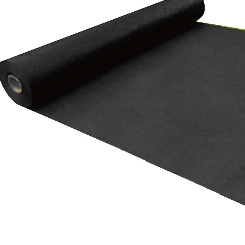 防草シート ロックシート 4本入 黒240B 1.5×30m 不織布タイプ 耐用年数約8-10年 雑草 砂利下 敷 シN