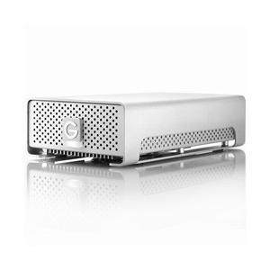 【在庫目安:お取り寄せ】 アスク 0G02619 HGST G-TECH G-RAID Mini USB3.0 2000GB Silver JP