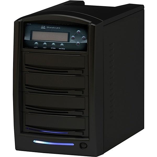 【在庫目安:お取り寄せ】 コムワークス SRPRO-3V コピーガード機能付きDVDデュプリケーター 写楽Pro 1:3モデル