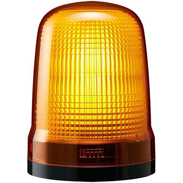 【在庫目安:お取り寄せ】 パトライト SL15-M1KTN-Y 大型LED表示灯 黄 DC12·24V