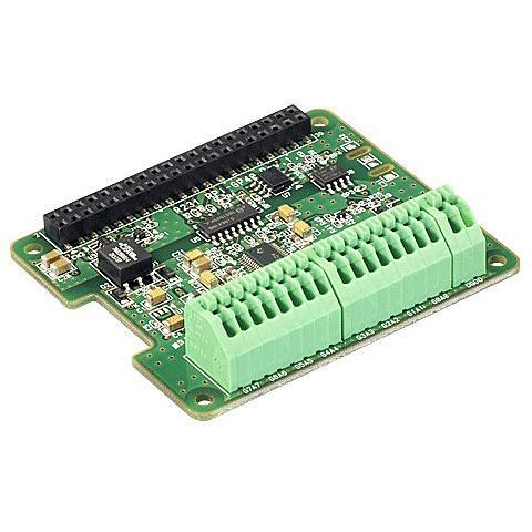 【在庫目安:お取り寄せ】 ラトックシステム RPi-GP40T Raspberry Pi SPI 絶縁型アナログ入力ボード 端子台モデル