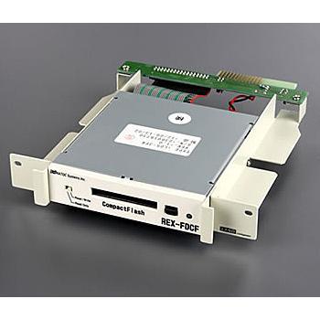 【在庫目安:お取り寄せ】 ランドコンピュータ LDS-3FR フロッピー互換CFカードドライブ