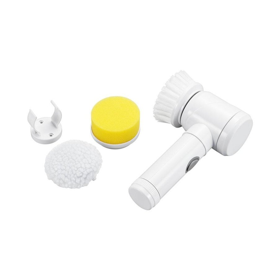 風呂 掃除 電動 ブラシ コンパクト 電動ポリッシャー コードレス 洗面所