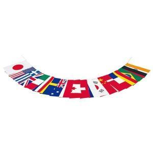テトロン万国旗連結式 EKA541