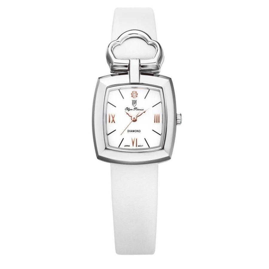 超美品の OLYM ピアナス PIANAS オリン ピアナス レディース レディース OLYM 腕時計 ON-2464LS-3, ECカレント:b5238a32 --- airmodconsu.dominiotemporario.com