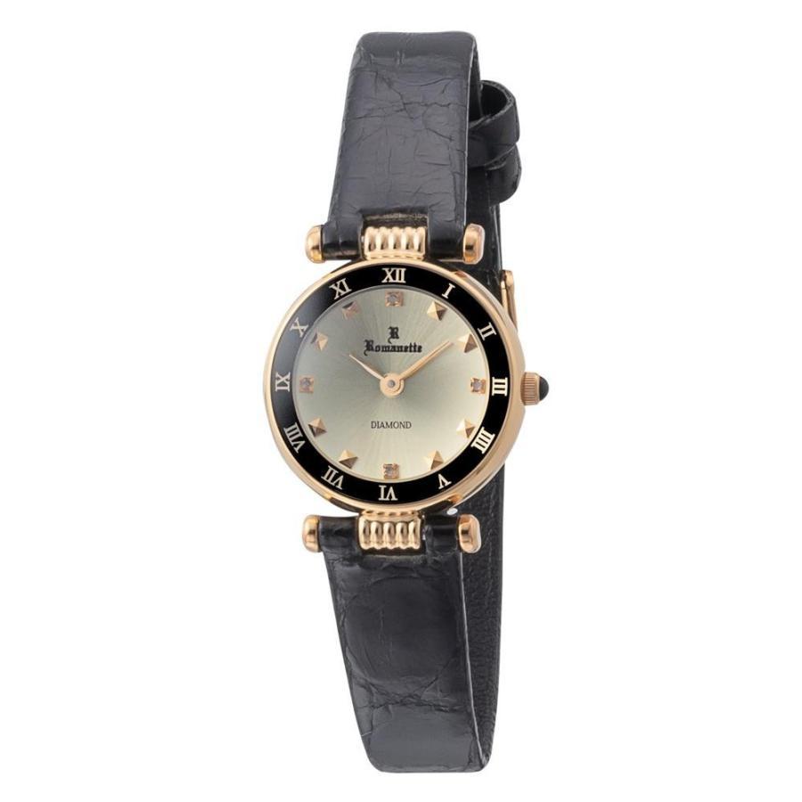 【保存版】 ROMANETTE ロマネッティ レディース 腕時計 RE-3530L-02, 医療食介護食の まごころ情報館 6ba5e2ec