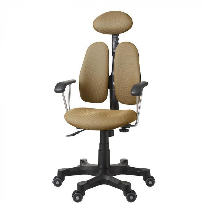 回転椅子 回転椅子 DR-7900SP DOT 褐色