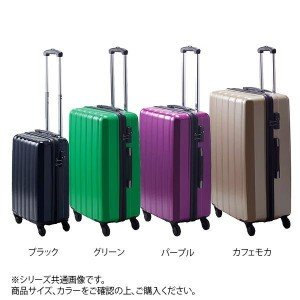 スーツケースファクトリー PRIMAX ライトキャリー 小型 CL-2242 ブラック