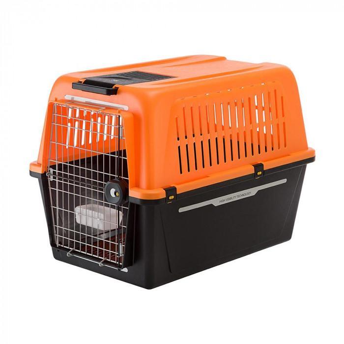 ファープラスト アトラス 60 リフレックス 犬 猫用キャリー オレンジ 73060053