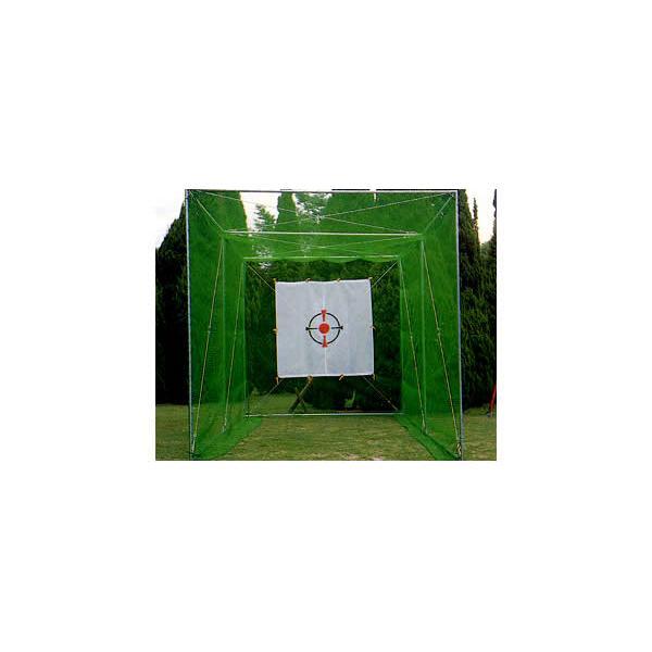 大型 ゴルフネット ゴルフ練習用品 特1号型セット ベクトランネット付 高さ3m