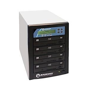 【在庫目安:お取り寄せ】 マイクロボード·テクノロジー BDPROV3-04 タワー型ブルーレイデュプリケーター 1:3