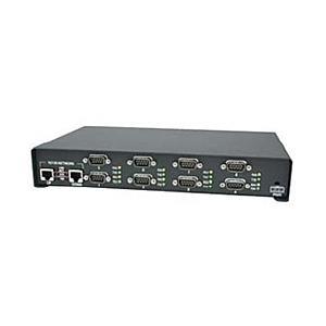 【在庫目安:お取り寄せ】 HPCシステムズ 99449-7 Ethernet-Connected Device Server DeviceMaster RTS 8-Port RJ45