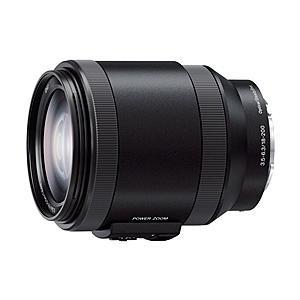 経典ブランド 【在庫目安:お取り寄せ】 SONY(VAIO) E SELP18200 Eマウント交換レンズ E 18-200mm PZ PZ 18-200mm F3.5-6.3 OSS, 函南町:02035b30 --- grafis.com.tr