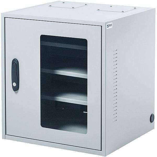 【在庫目安:お取り寄せ】サンワサプライ 【在庫目安:お取り寄せ】サンワサプライ MR-FAKBOX450 簡易防塵機器収納ボックス(W450)