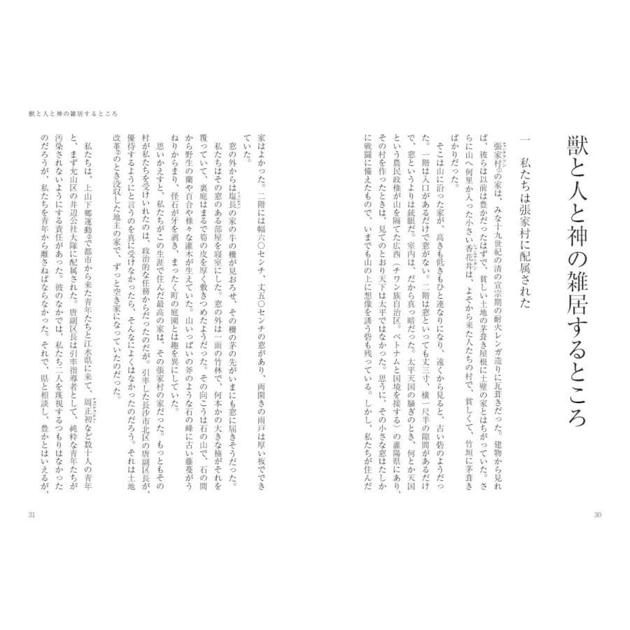 時間の入り口 (シリーズ現代中国文学 ~中国のいまは広東から~)|poempiecestore|09