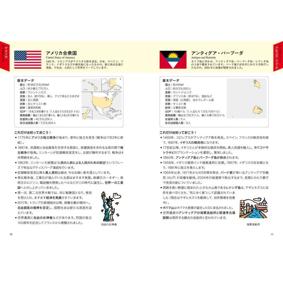 くにぺディア〜199の国と地域の政治・経済・文化がすぐわかるデータブック〜|poempiecestore|06