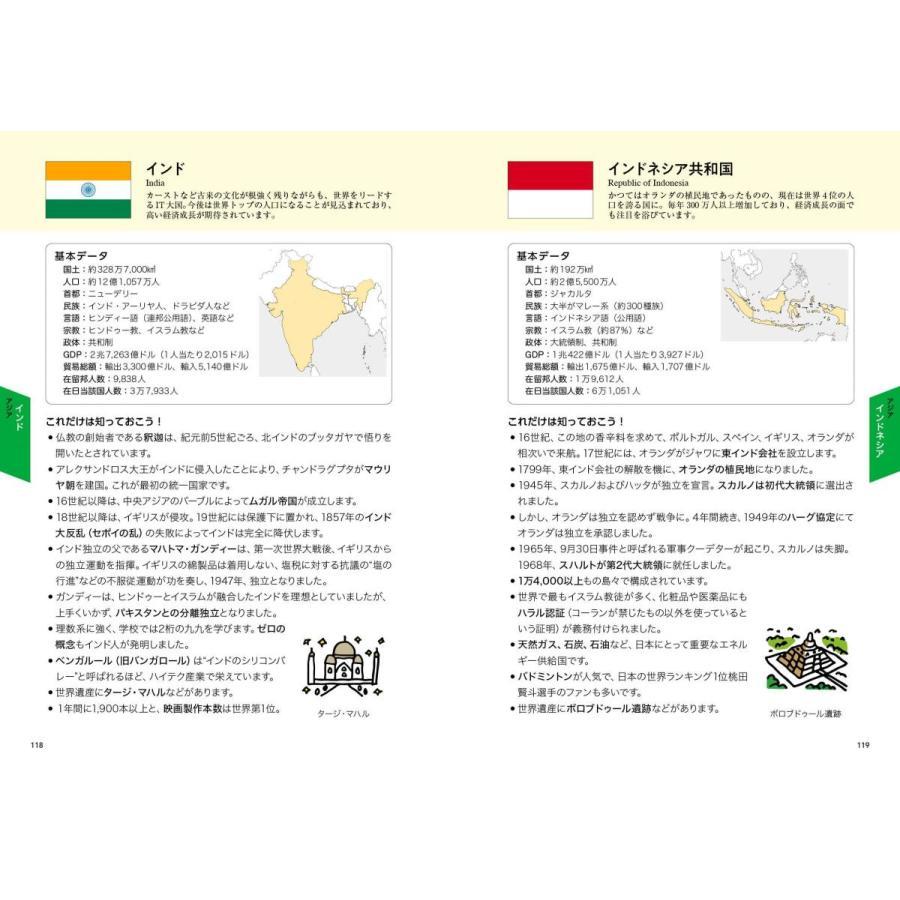 くにぺディア〜199の国と地域の政治・経済・文化がすぐわかるデータブック〜|poempiecestore|09
