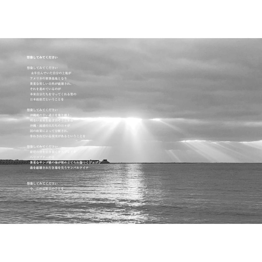 The HOPE of HENOKO 〜辺野古・美ら海からのメッセージ (ビジュアルガイドシリーズ)|poempiecestore|08