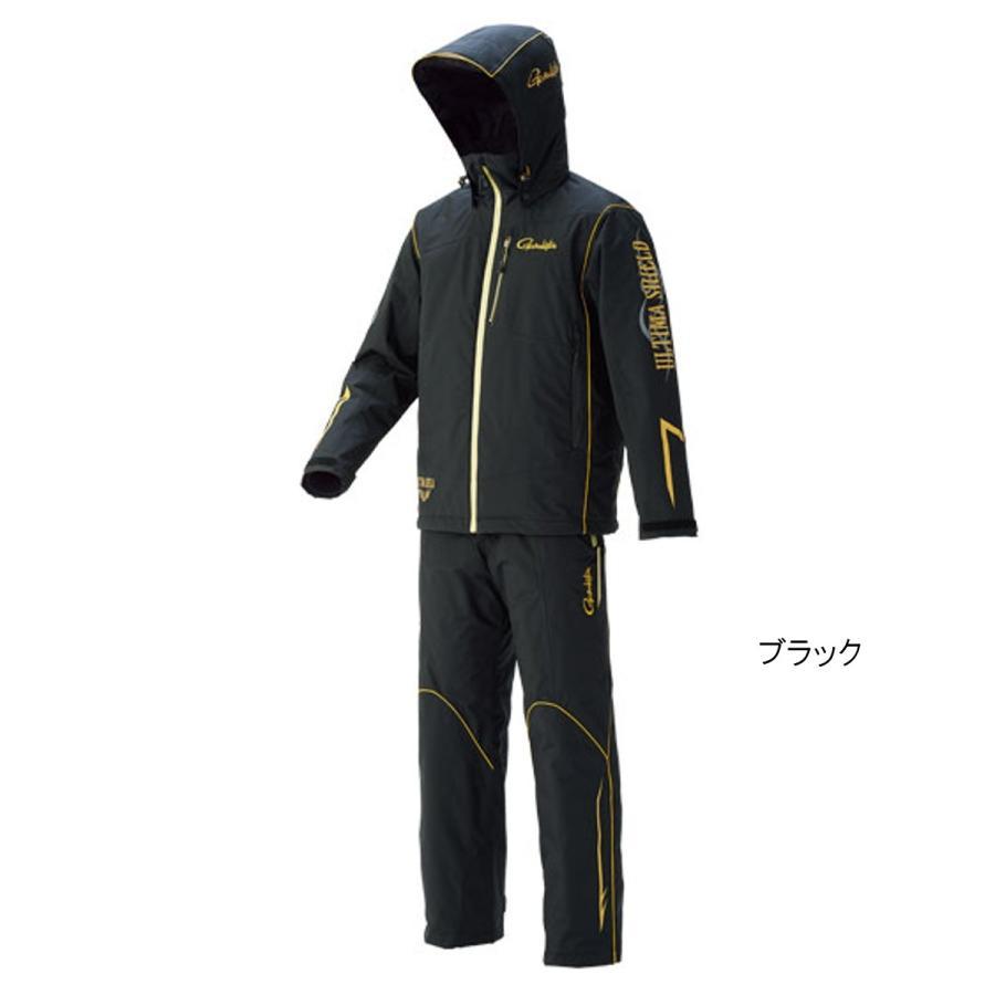 アルテマシールド200 ウィンドアップレインスーツ GM-3536 LL ブラック(東日本店)