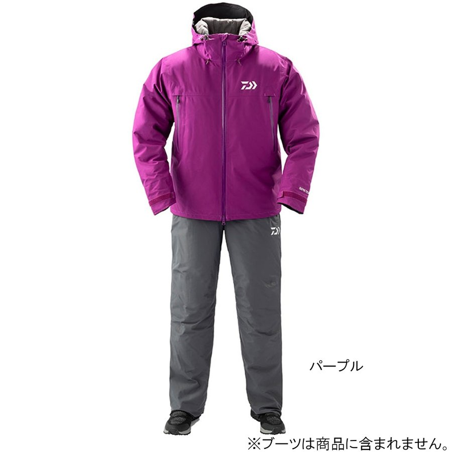 ダイワ ゴアテックス プロダクト ウィンタースーツ DW-1909 L パープル(東日本店)