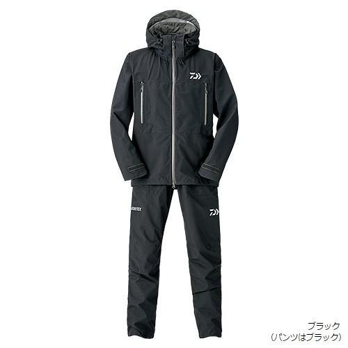 ダイワ ゴアテックス プロダクト レインスーツ DR−1906 M ブラック(東日本店)