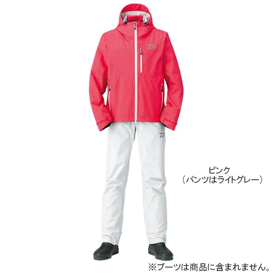 ダイワ レインマックス レインスーツ DR-33008 2XL ピンク(東日本店)
