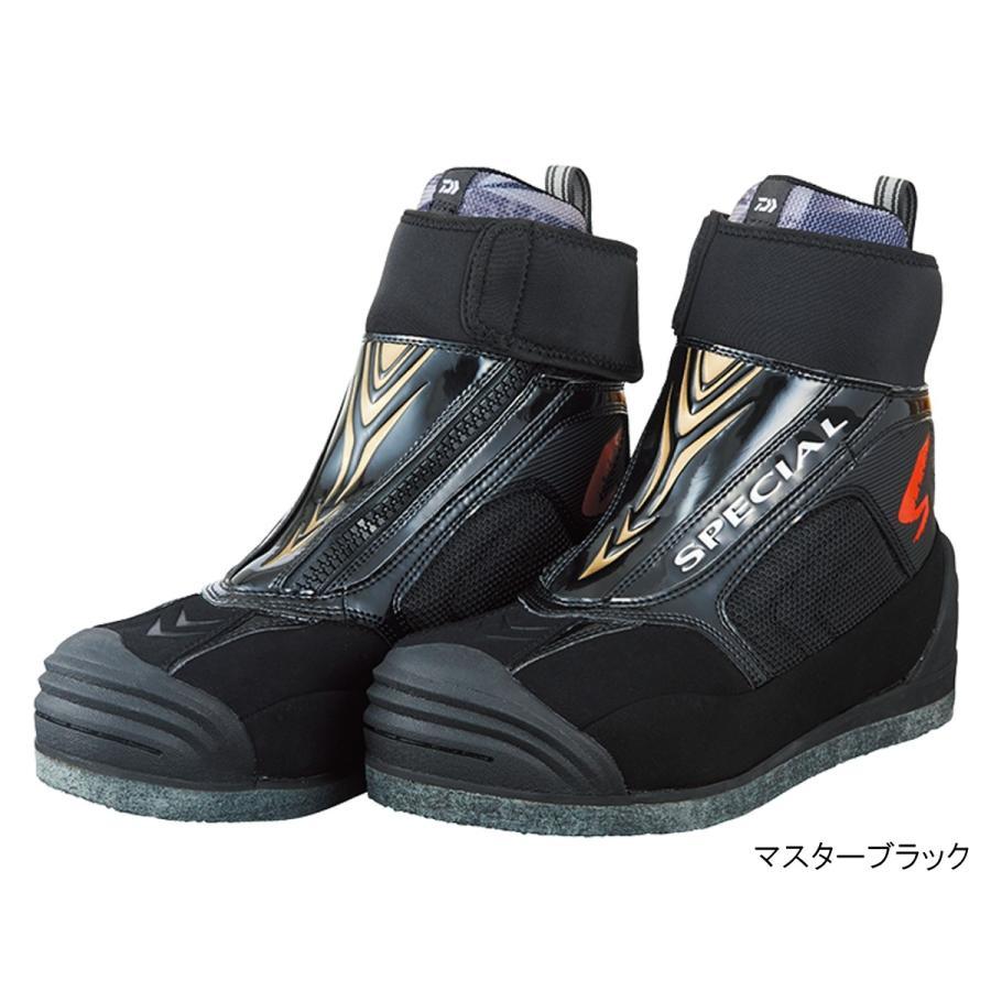ダイワ F1スペシャルシューズ F1SP-1080 (先丸) 27.0cm マスターブラック(東日本店)