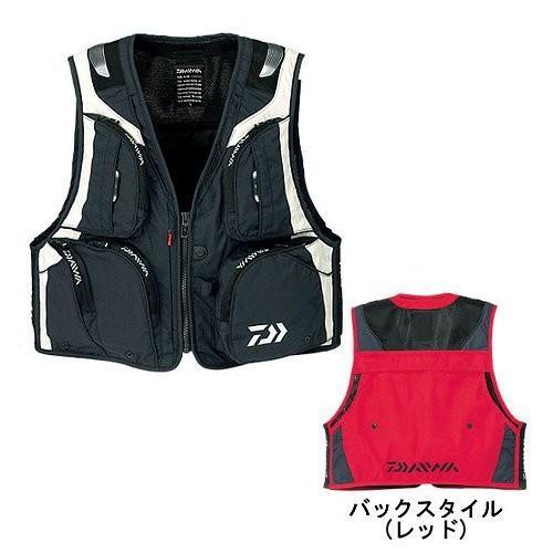 ダイワ バリアテック メッシュベスト DV−2104 キング ブラック(東日本店)