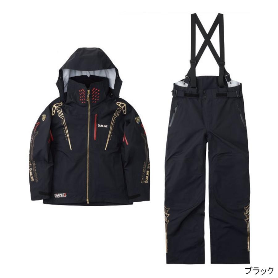 ディアプレックス オールウェザースーツ SUW-1809 3L ブラック(東日本店)