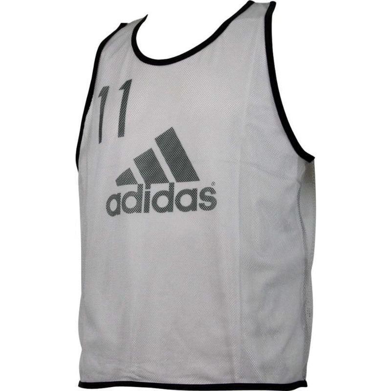 adidas(アディダス) フットボール ビブス(10枚セット) BDP75 ライトグラナイト J/L