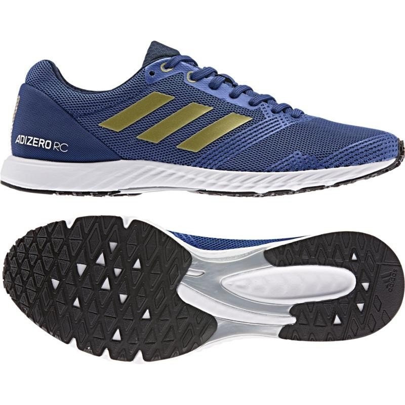 adidas(アディダス) adizero RC G28887 COLROY/GLDメッ 29.5cm